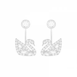 Swan Lake Pierced Earrings Jacket