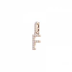 Swarovski Remix Charm Alphabet F