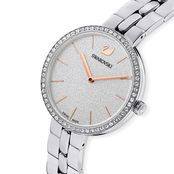 Zegarek Cosmopolitan W Kolorze Srebrnym, Mb Sts/sil/sts