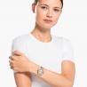Zegarek Crystalline Chic - Metalowa Bransoleta W Kolorze Złota