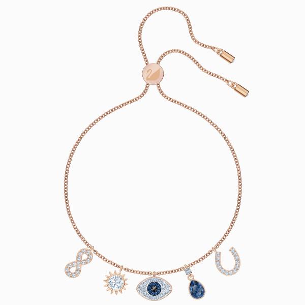 Swarovski Symbolic Bracelet Charms, Lmul/ros M