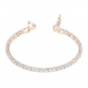 Tennis Deluxe Bracelet, Czwh/ros M