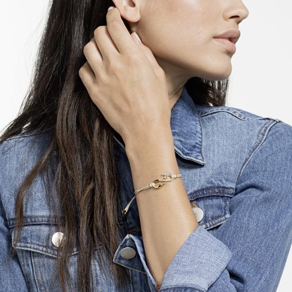 Swarovski Power Collection Bracelet S Hook, Crygsha/gos M