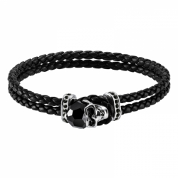 Taddeo Bracelet Leather
