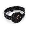 Zegarek Cosmopolitan, bransoleta z metalu, czarny, powłoka PVD w kolorze czarnym