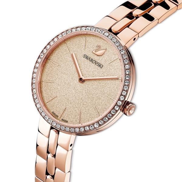 Zegarek Cosmopolitan W Kolorze Różowego Złota, Mb Pro/peach/pro