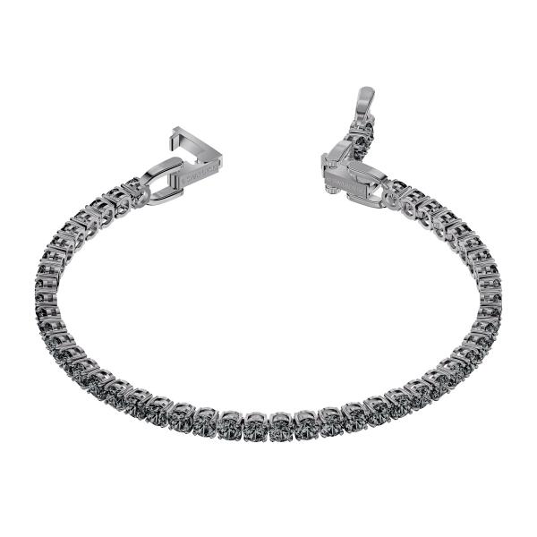Tennis Deluxe Bracelet, Bdia/rus M