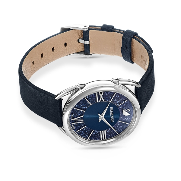 Zegarek Crystalline Glam, Ls Blu/blu/sts