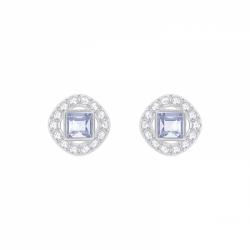 Angelic Square Pierced Earrings