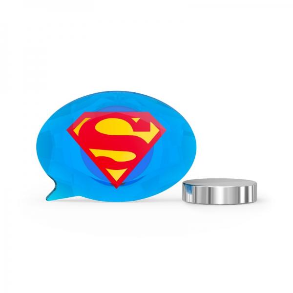 Dc Comics Magnes Logo Supermena