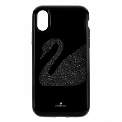 Swan Fabric Iphone Xr Smartphone Case