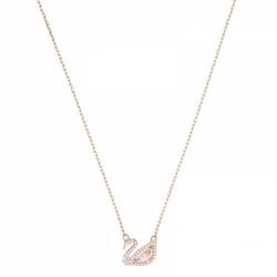 Dazzling Swan Necklace