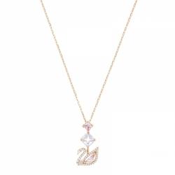 Dazzling Swan Necklace Y
