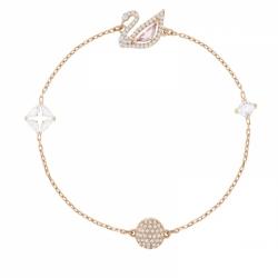 Dazzling Swan Bracelet