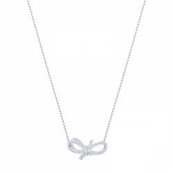 Lifelong Bow Necklace Small