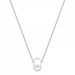 Sparkling Dance Necklace Oval