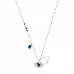 Swarovski Symbolic Pendant Evil Eye