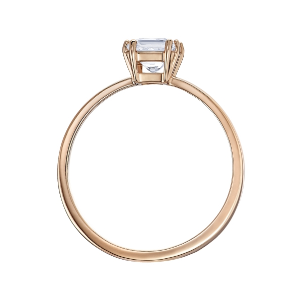 ATTRACT RING SQUARE ENGAGEMENT
