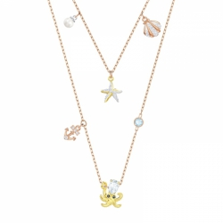 Ocean Necklace Double