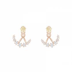 Moonsun Pierced Earrings Moon