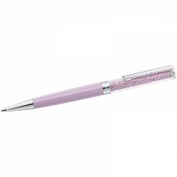 Długopis Crystalline, jasnoliliowy