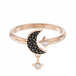 Swaroviski Symbolic Ring Open Moon