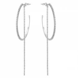 Fit Pierced Earrings Hoop Large