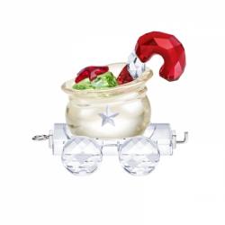 Santa's Gift Bag Wagon