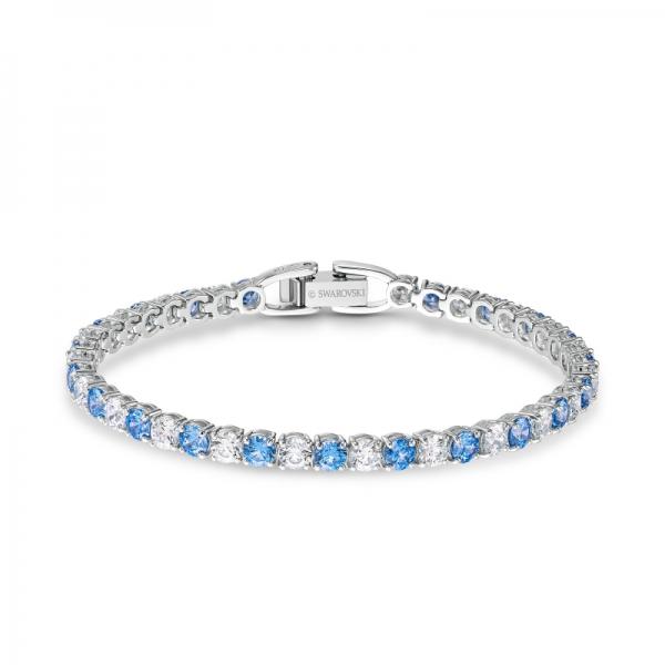 Tennis Dlx:bracelet Rnd Dlx Czfu/rhs