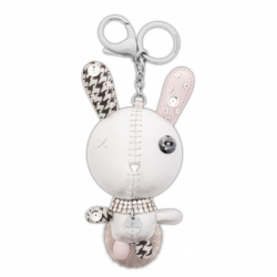 Mathilde Silver Bag Charm