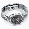 Crystalline Glam Metal Bracelt