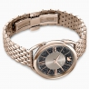 Crystalline Glam Metal Bracelet