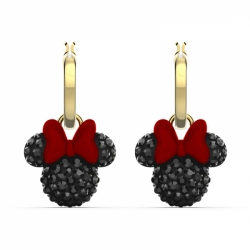 Kolczyki Wiszące Mickey & Minnie
